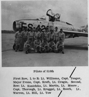pilots of 510th