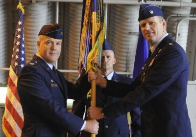 2011 - Change of Command