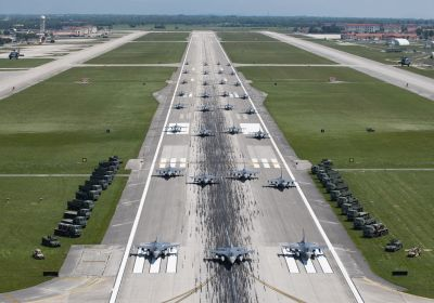 2020 - Aviano Elephant Walk