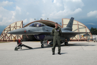 Aviano Airman named top Fighter Aviator in USAFE