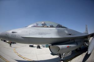 F-16s provide essential support to U.S., coalition forces in Afghanistan